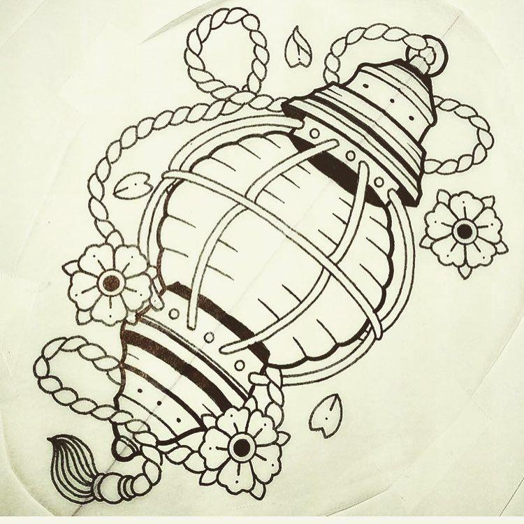 dessin lanterne japonaise ta atouas pinterest lanterne japonaise lanterne et japonais. Black Bedroom Furniture Sets. Home Design Ideas