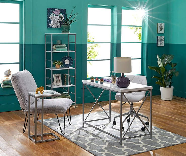 Marble Silver Home Office Collection At Big Lots Home Furniture Office Collections