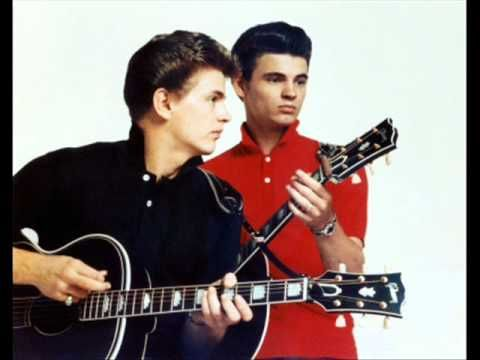 Wake Up Little Susie The Everly Brothers London 1957 No 2