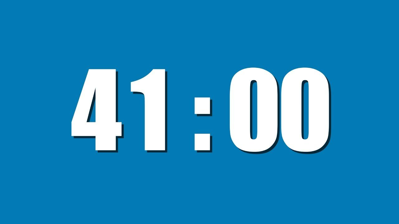41 minute timer countdown timer pinterest countdown timer 15