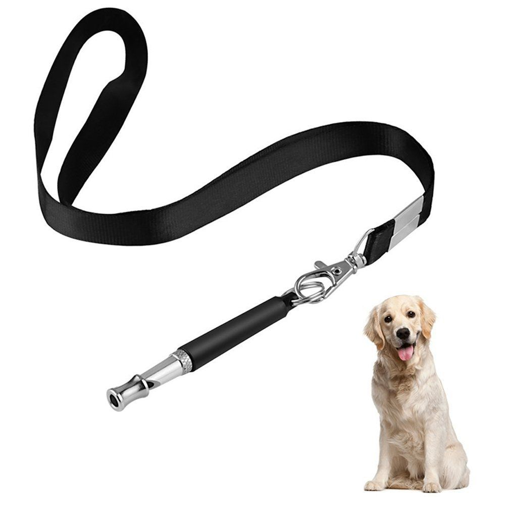 Kaliste Dog Whistle Adjustable Pitch Ultrasonic Dog Training