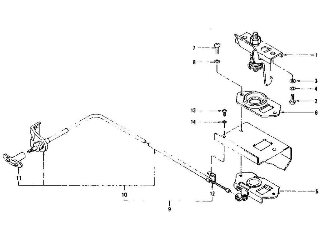 Datsun 240z Hood Lock Control To Jul 73