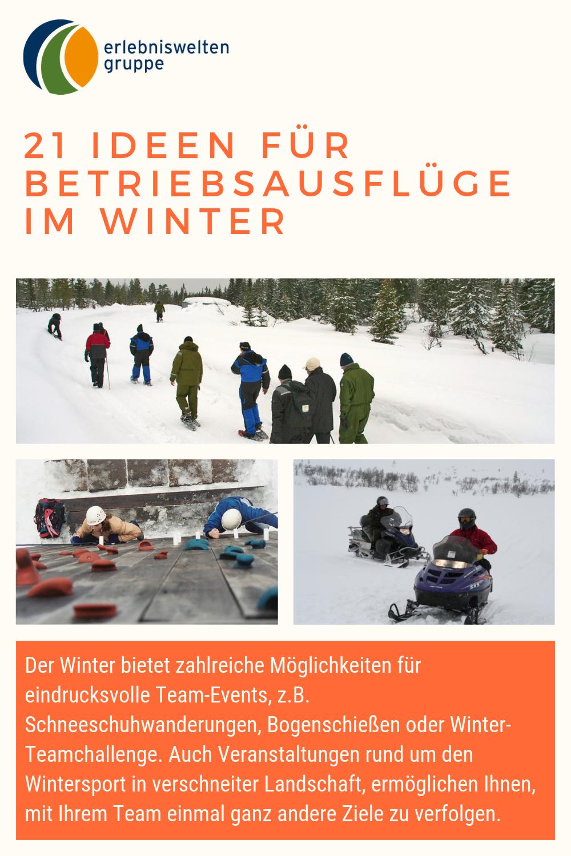 Spiele Weihnachtsfeier.Betriebsausflug Idee Für Den Winter Events Spiele Outdoor
