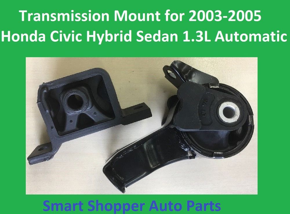 Lower Transmission Mount fits AUTO 1.3L HYBRID 2003 2004 2005 Honda Civic SEDAN
