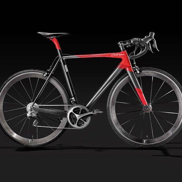 Audi Sport Edition R8 Colorfully Introduces New: #Audi Lanza #bicicleta En Edición Limitada Inspirada En Su