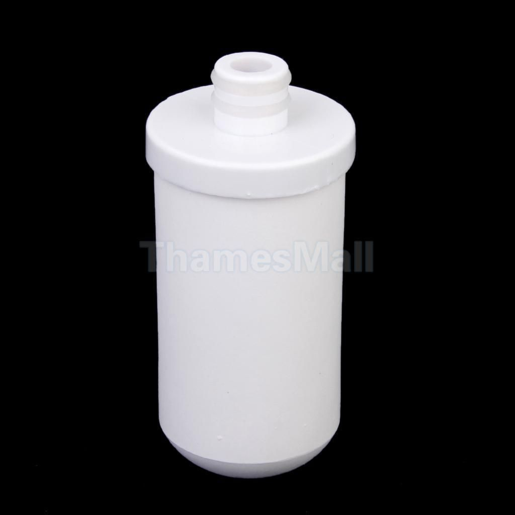 White Ceramic Cartridge Replacement for Tap Faucet Water Filter ...