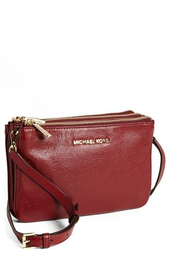 1660734d1d03 ... sale michael michael kors bedford crossbody bag available at nordstrom  222a2 7b8ab