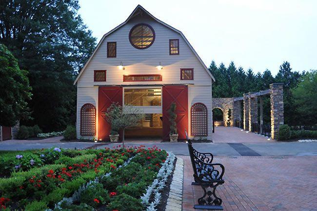 14 Rustic New Jersey Wedding Venues | Ashford estate, Barn ...