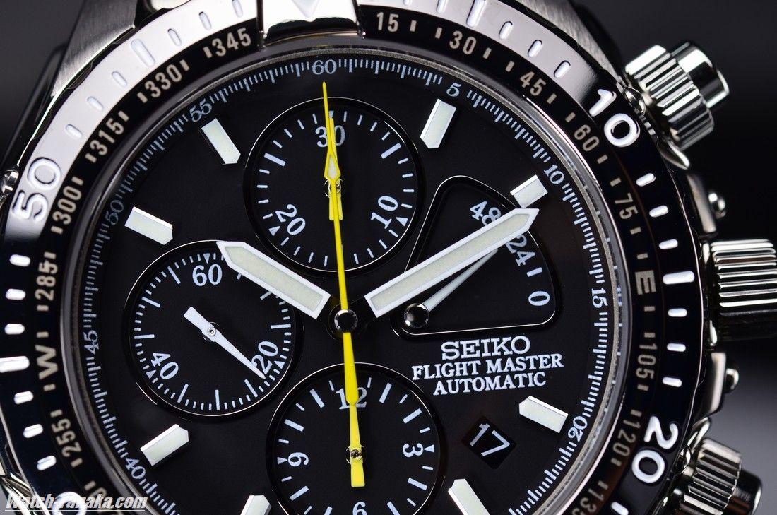 0229634036a SEIKO FLIGHT MASTER SBDS001 セイコー フライトマスター