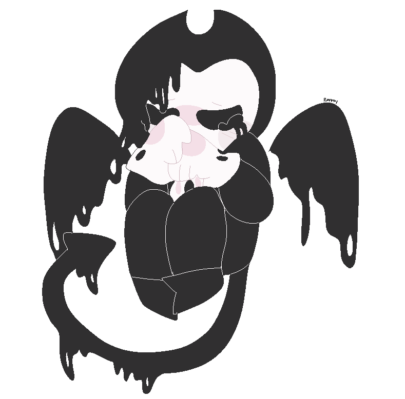 Bendy the angsty Devil by Puppppy
