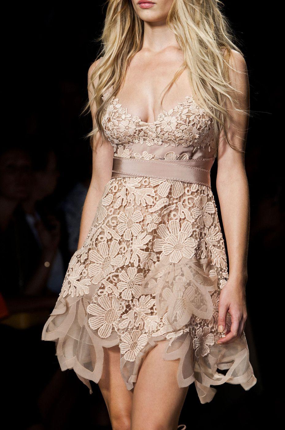 Photo of Alberta Ferretti at Milan Fashion Week Spring 2015