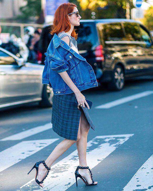 Taylor • @ttomasihill #pfw #paris #fashionweek #streetstyle #theoutsiderblog #diegozuko