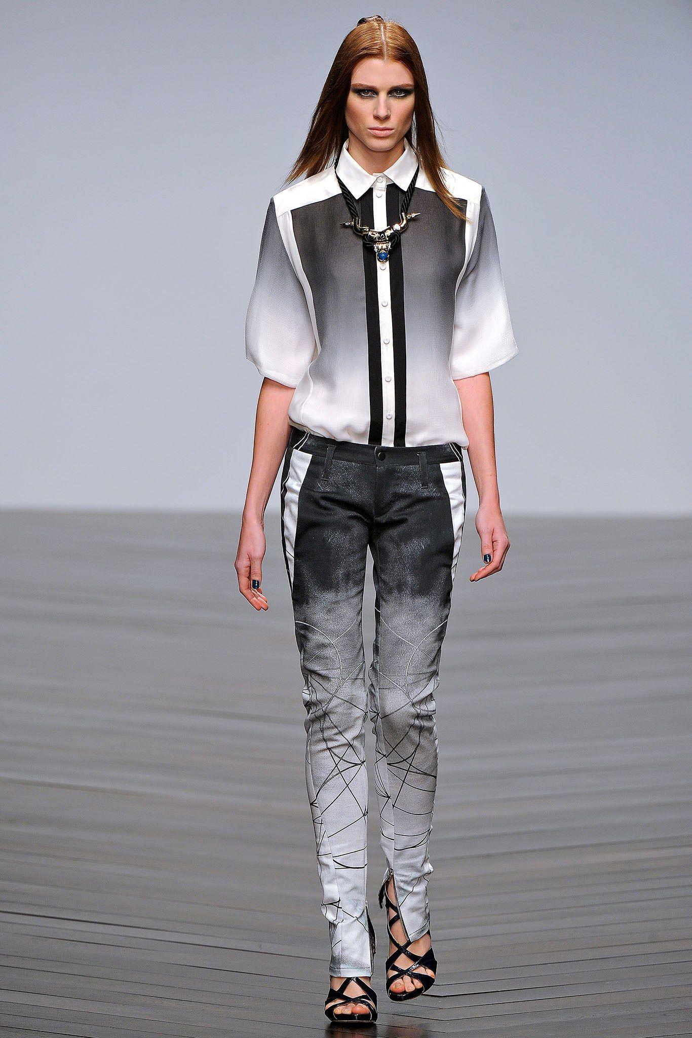 Jean-Pierre Braganza Fall 2013 Ready-to-Wear Fashion Show
