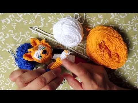 Amigurumi Gato Negro : Zabivaka crochet amigurumi muñecas crochet pinterest amigurumi
