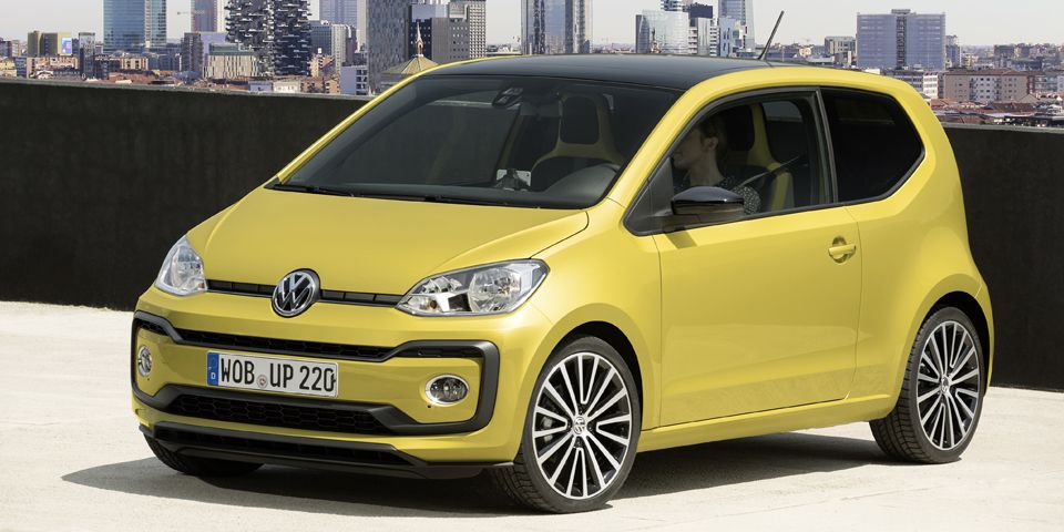 Volksmasters Up Gti To Join Euro Lineup In 2018 Vw Up