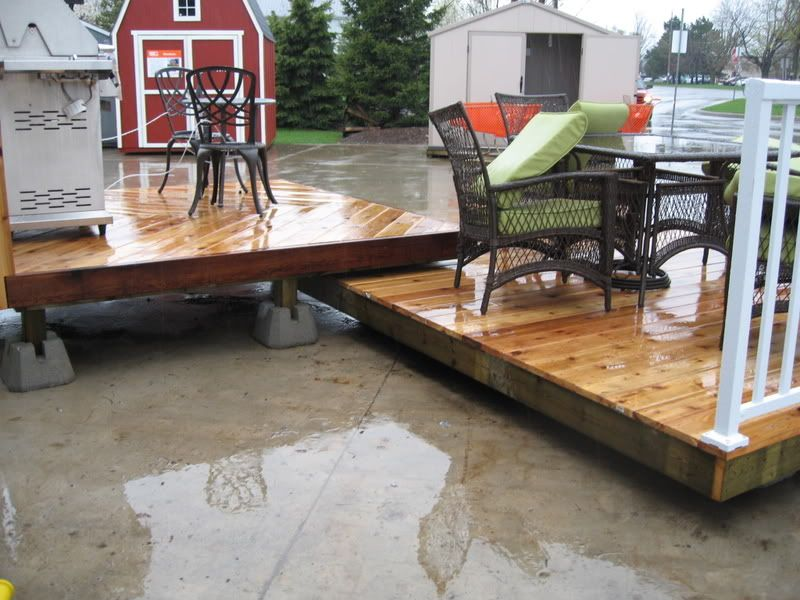 Pin By Cindy Mccabe On Outdoor Living Building A Floating Deck Floating Deck Building A Deck