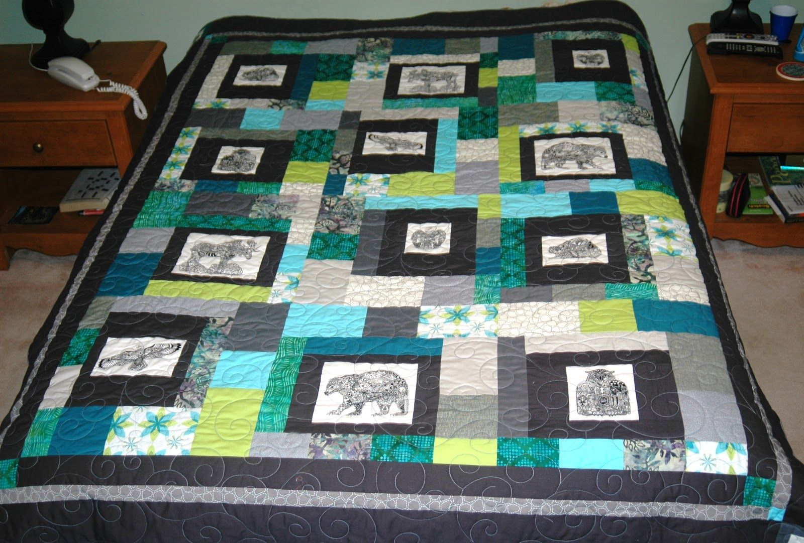 Turning Twenty Quilt Pattern Modified Turning Twenty