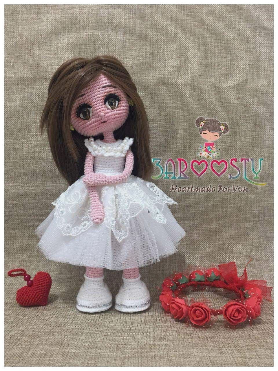 Wedding Dolls Amigurumi Crochet – Snacksies Handicraft | 1280x960