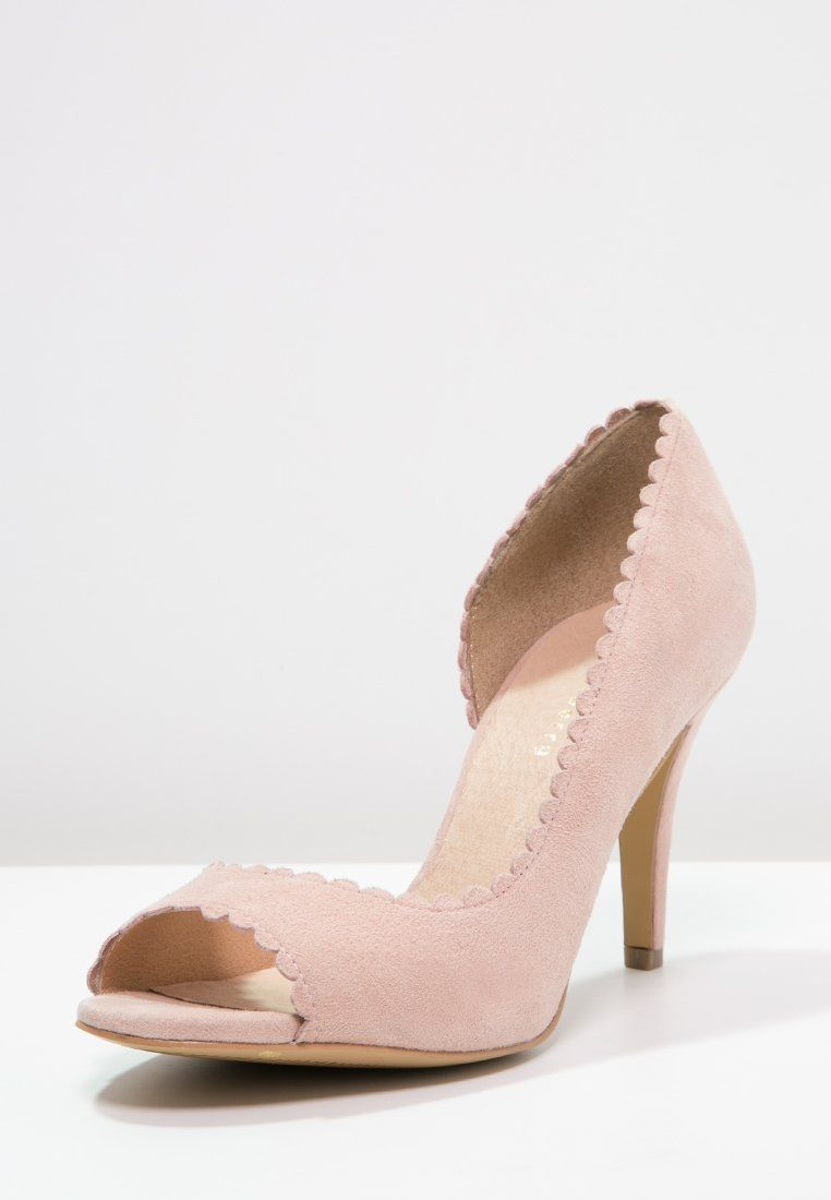 Chaussures Nude Zalando Mariage Dentelle Coiffures Chaussure