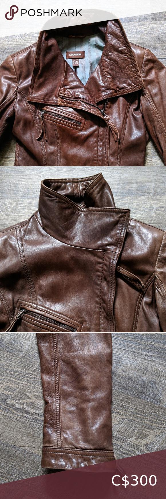 Danier Leather Jacket - HOT Danier Leather Jacket