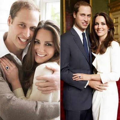 Prince William and Kate Middleton. Love these pics.
