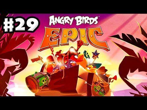 Angry Birds Epic Gameplay Walkthrough Part 29 Friendship