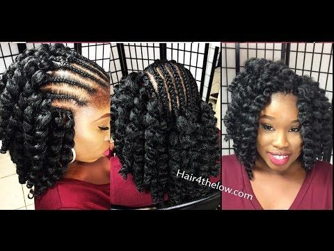 WAND CURL [Video] - https://blackhairinformation.com/video-gallery/wand-curl-video/