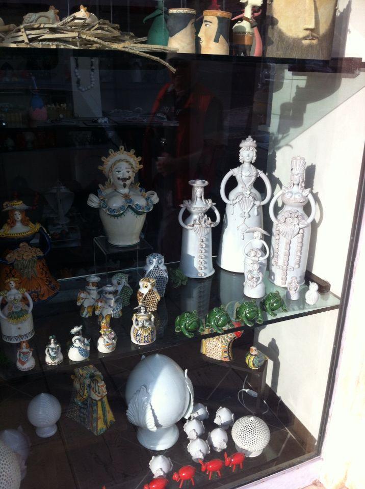#artigianato #puglia #ceramiche #igerspuglia