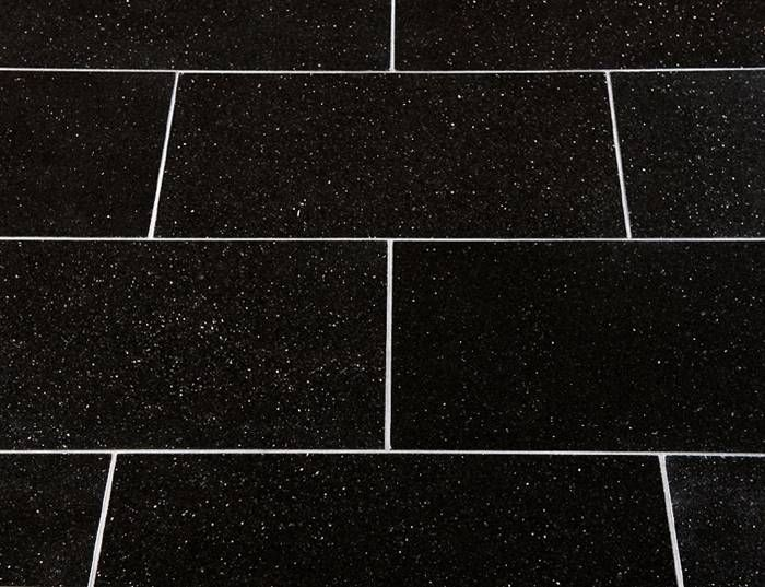 Black Star Galaxy Granite Tiles Stone Pinterest Granite