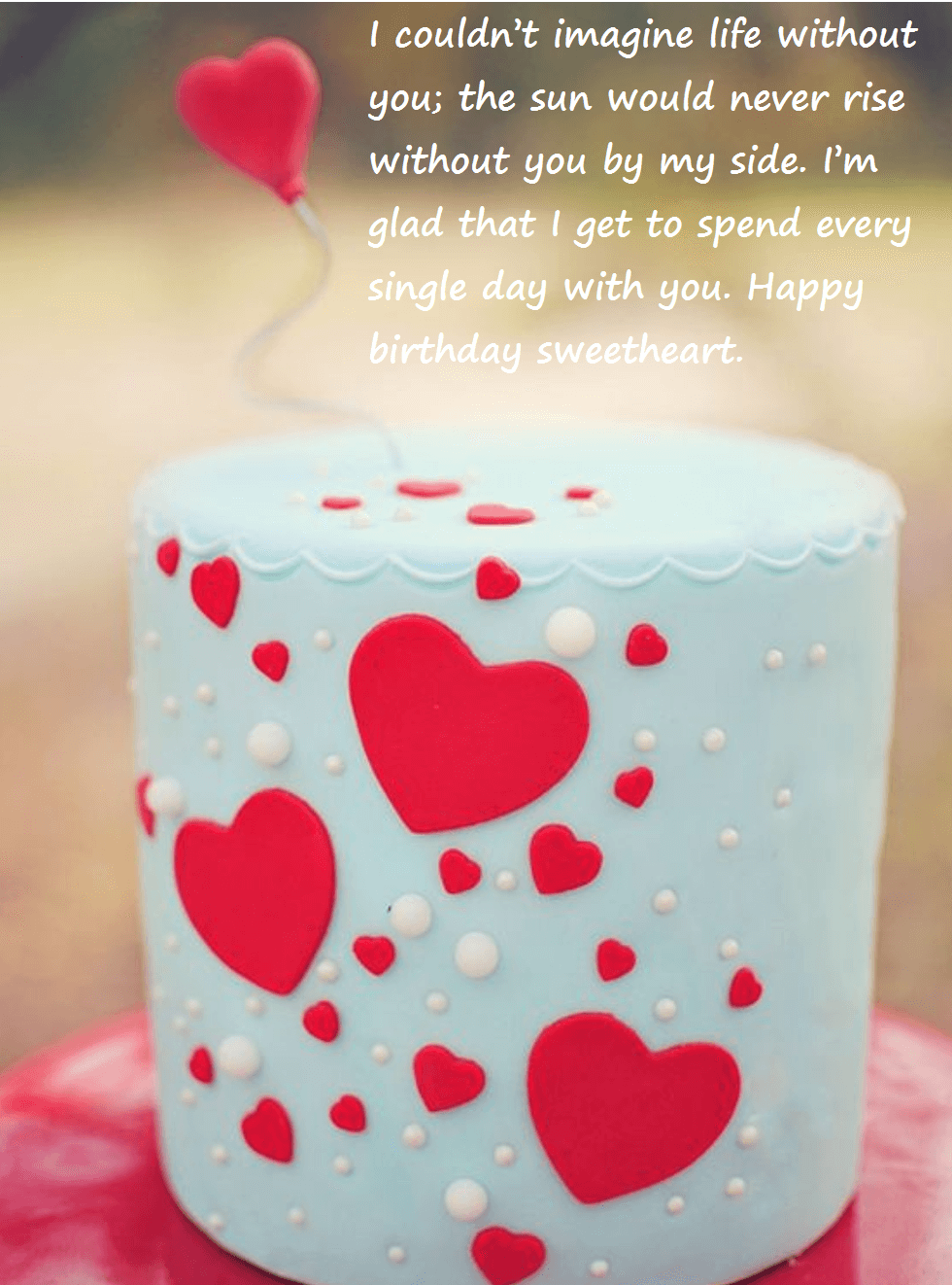 Birthday Cake Greeting Images For Wife House Of Quotes