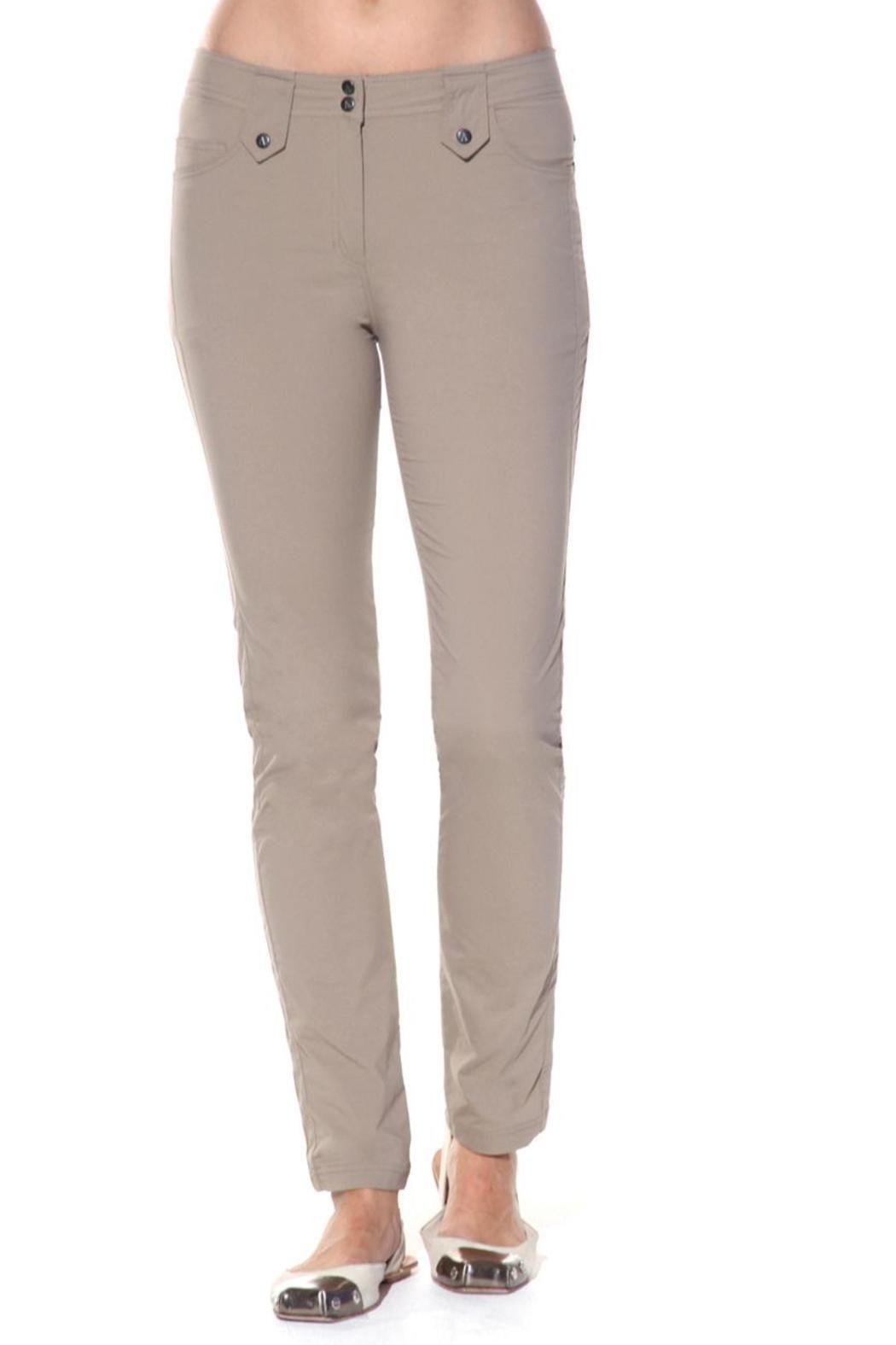 Anatomie Skylar Skinny Pant | Slim legs, Yoga pants and Contours