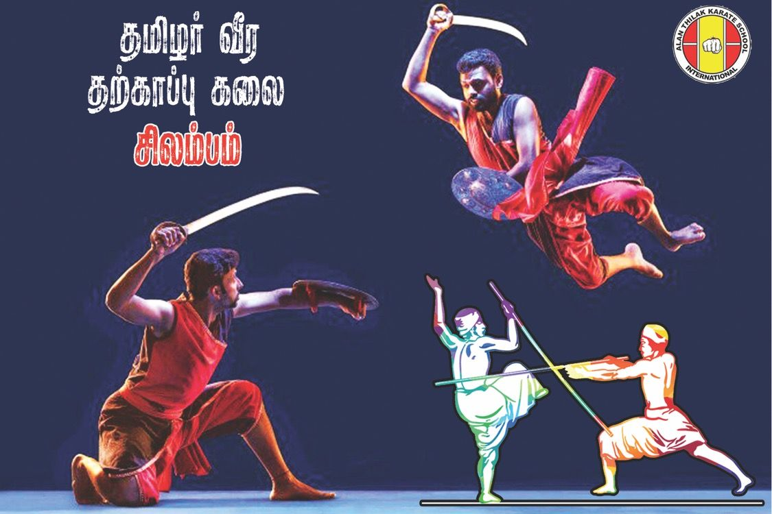 Are u want learn great indian martial arts silambam