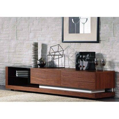 Misha Walnut Tv Units Modern Furniture Melbourne Sydney Brisbane Perth Adelaide