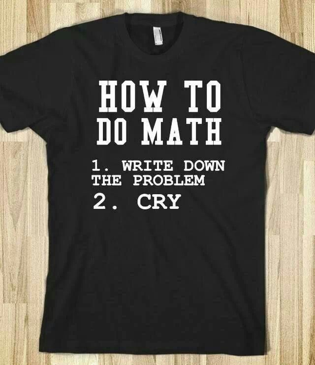 43625ee62f16f I cant even understand the t-shirts while shopping for the math geek ...