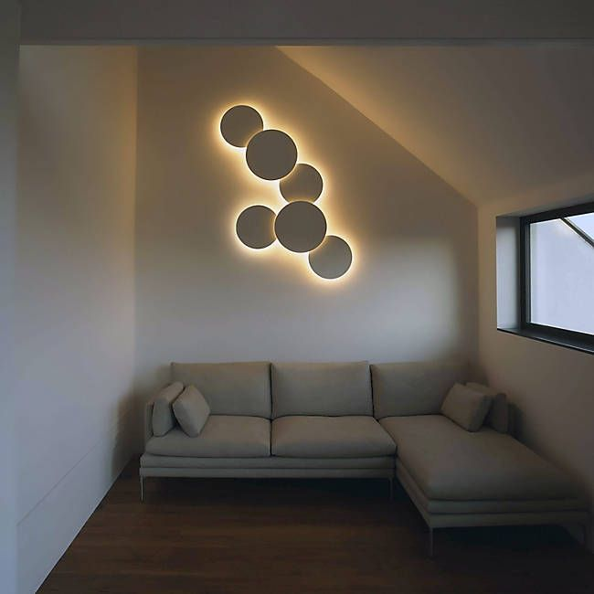 Lighting Really Beautiful Unfortunately At A Price Of 1 096 50 Not Here Thinking Of Somethings That Wall Lamp Design Contemporary Wall Lights Decor