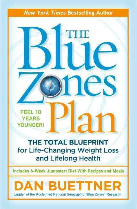 Dan Buettner, the New York Times bestselling author of The Blue - new tribal blueprint diet