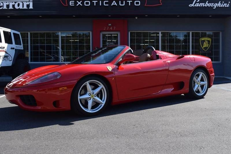 2018 ferrari 360 spider. simple spider nice awesome 2004 ferrari 360 base 2dr convertible spider  11120 to 2018 ferrari spider e