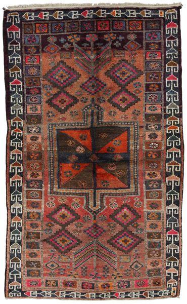 Gabbeh - Qashqai Tappeto Persiano 185x110