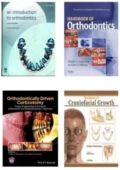 Download ALL Orthodontics Books PDF Free 2020