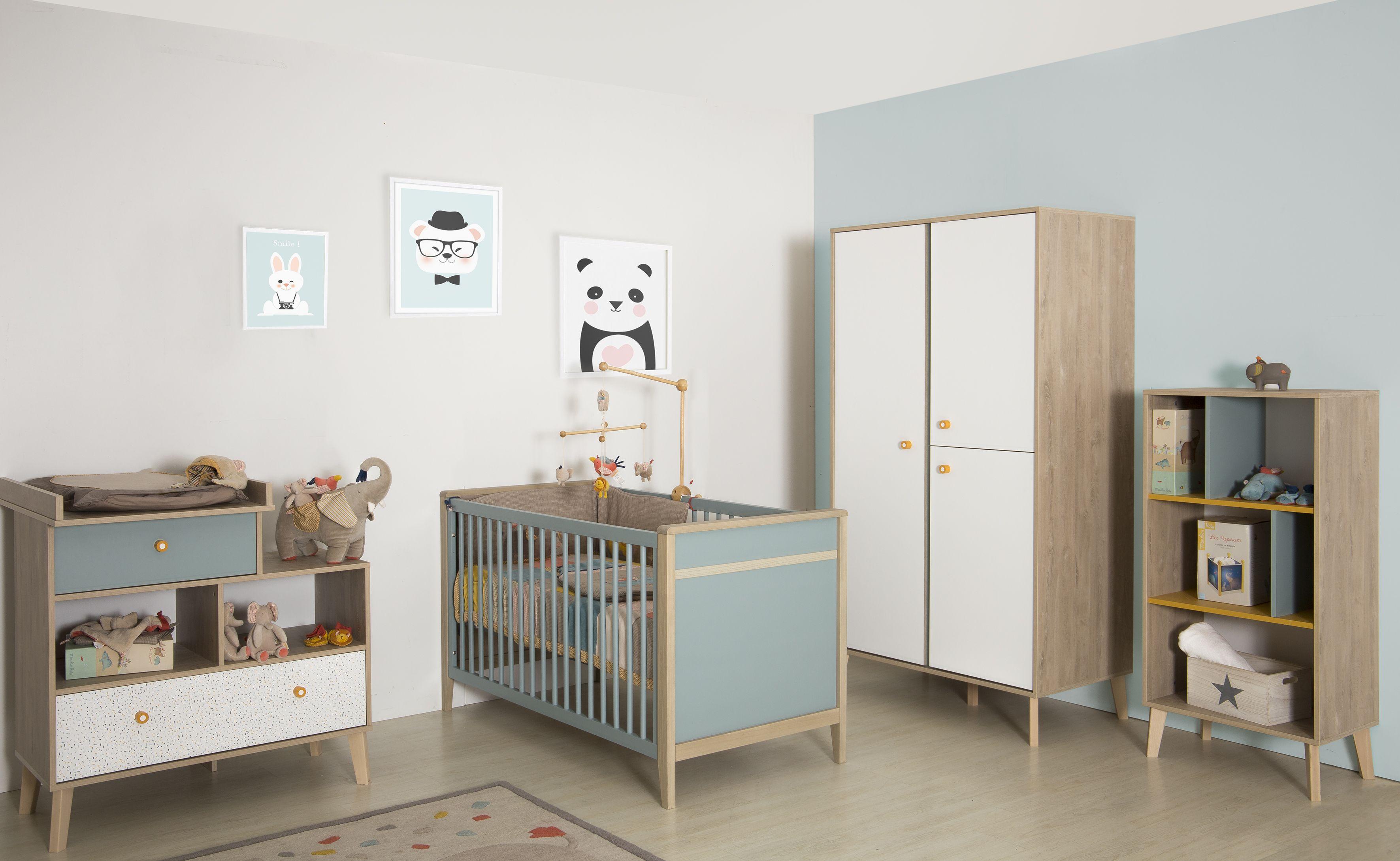 Lit Bebe Evolutif Sweet Galipette Decoration Chambre Chambre
