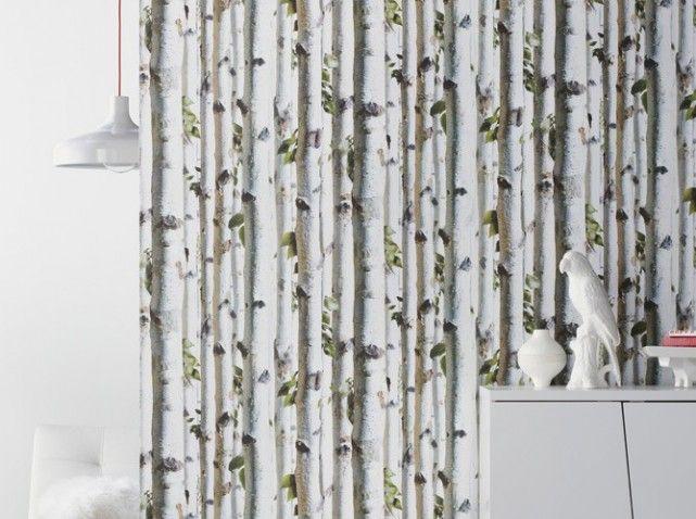 un nouveau papier peint tendance wallpaper and bedrooms. Black Bedroom Furniture Sets. Home Design Ideas
