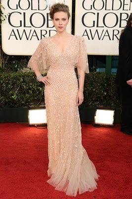 Elie Saab Dress worn by Scarlett Johansson