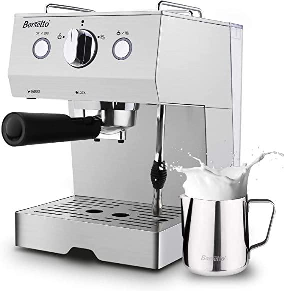 Pin On Kitchen Design Espresso machine with milk frother