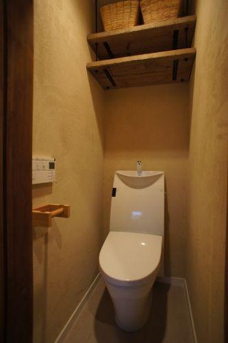 珪藻土の壁は住人がdiy Diy塗装にトライするなら こんな小空間からが