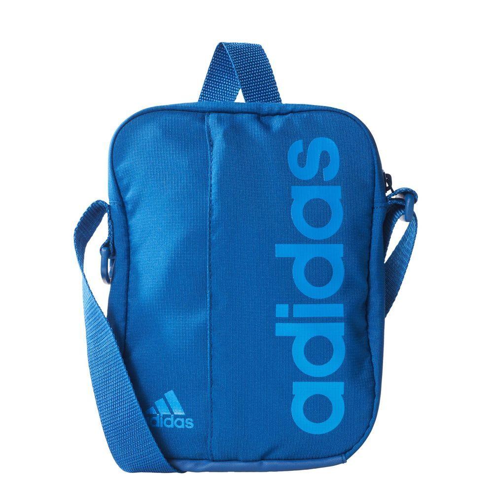Adidas Unisex Training Linear Mini Bag Performance Graphic Organizer AJ9946   Adidas  Shoulderbag 7c96e28f23a88