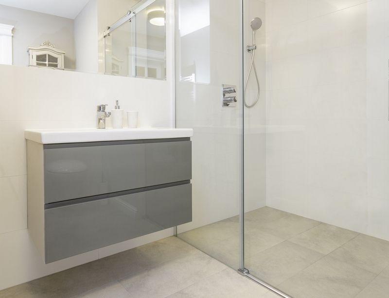 Sde meuble vasque et douche l 39 italienne d co maison jardin en 2018 pinterest douche - Deco italienne maison ...