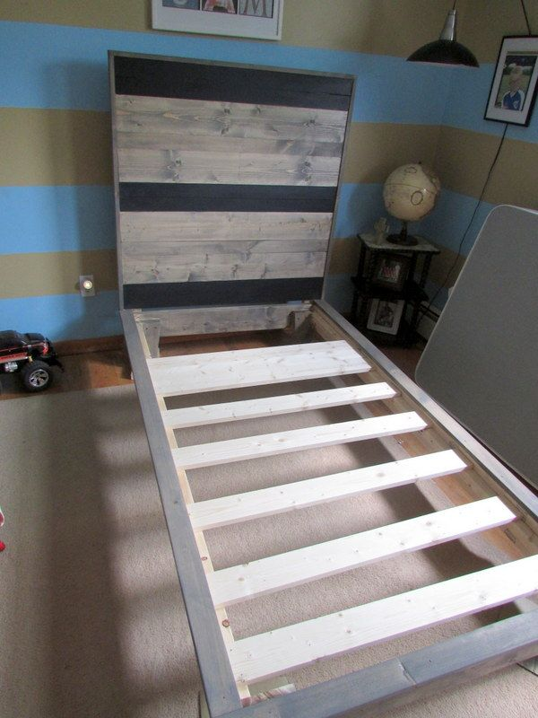 Platform Bed Bedroom Sets: Platform Bed For Boy's Bedroom