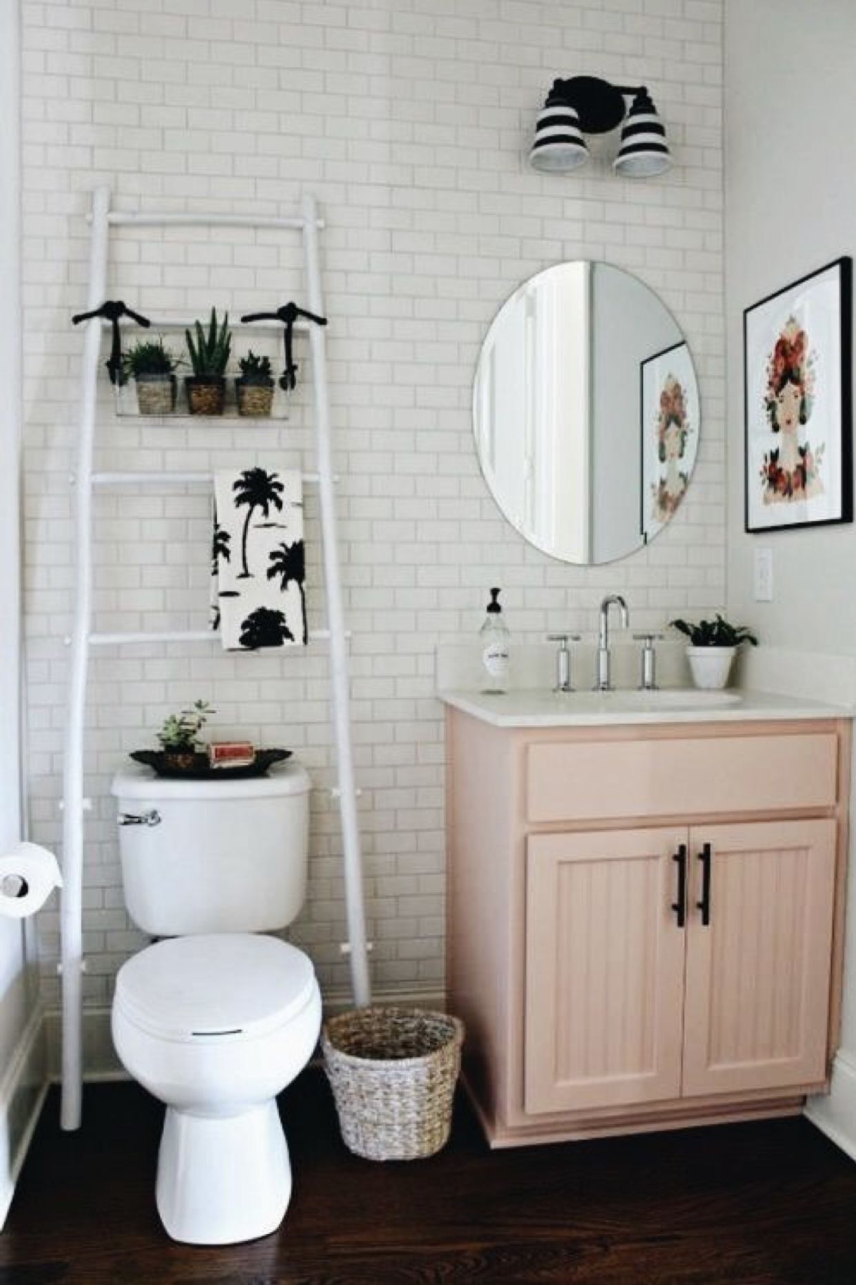 Pinterest Iѕavyeℓℓa ℓiaig Small Bathroom Diy Bathroom Bathroom Decor
