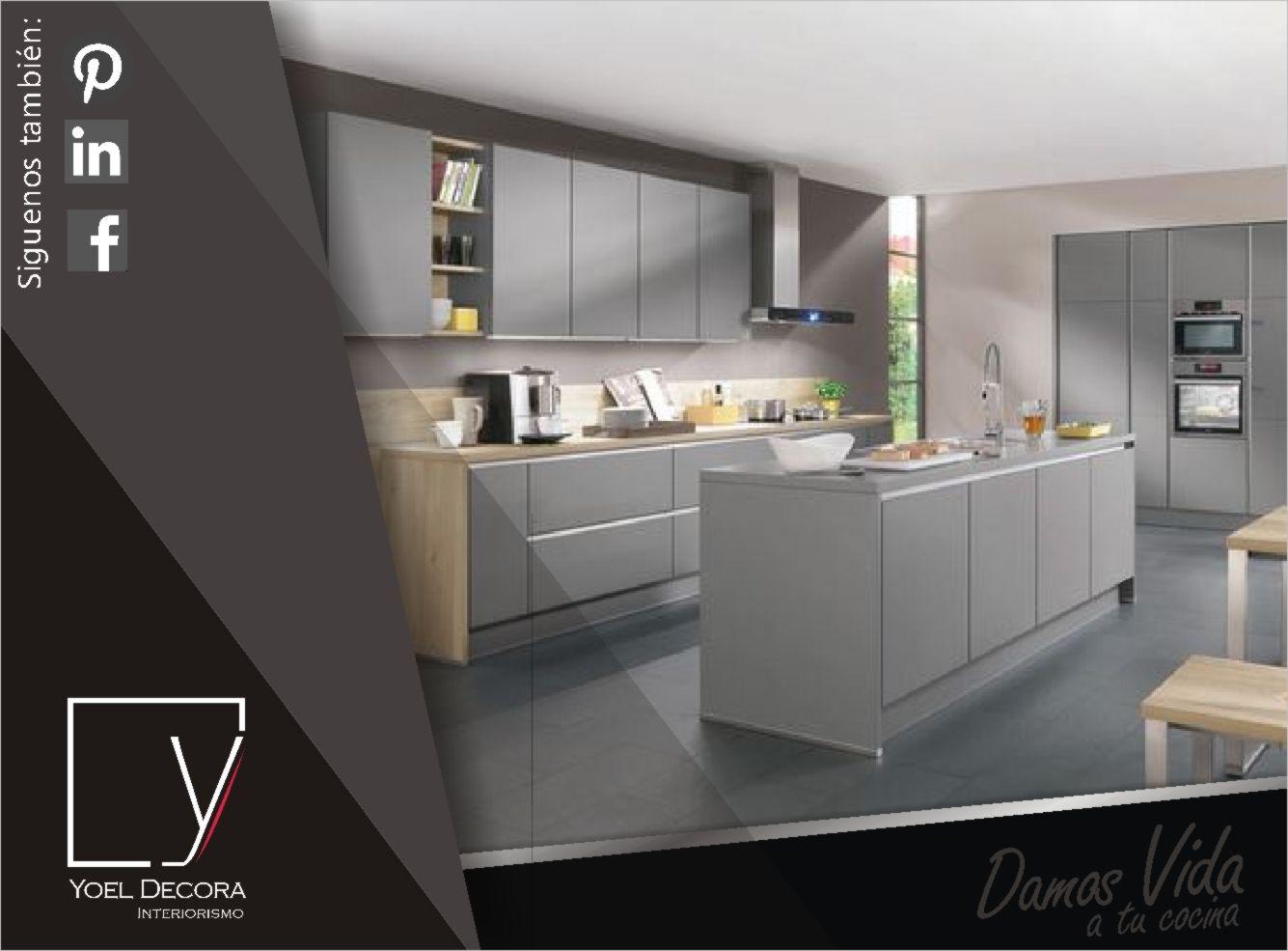 Al planificar una cocina nueva o dise ar una reforma se - Planificar una cocina ...