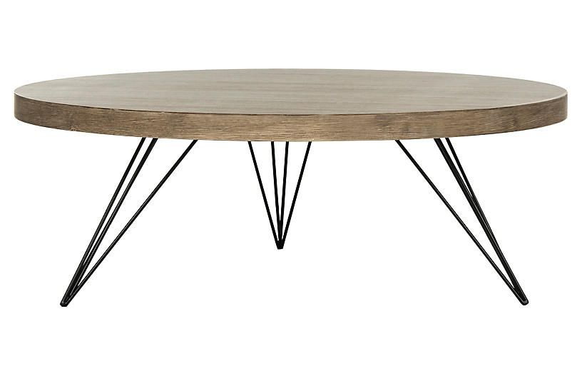 Landry Coffee Table Natural Coffee Tables Living Room